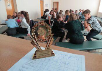 Літературний інтелект-турнір між командами 7-8 класів